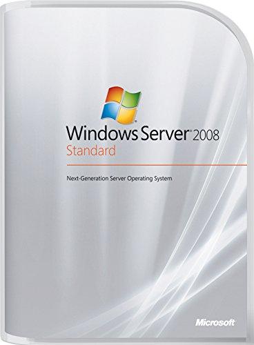 Systembuilder Windows Server Standard inkl. HyperV 2008 SP2 32Bit x64 1pk DSP OEI DVD 1-4CPU 5 Clt