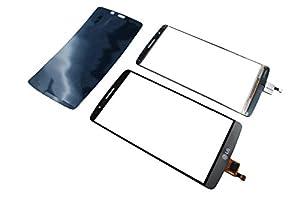 LG G3 D855 Touch Screen Glas Display Front Scheibe Original Neu Grey