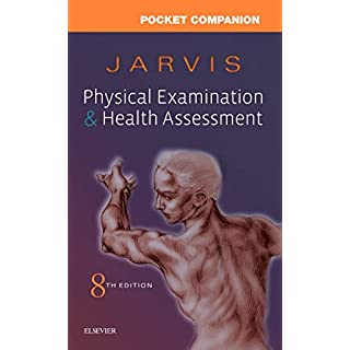 Pocket Companion for Physical Examination and Health Assessment, 8e