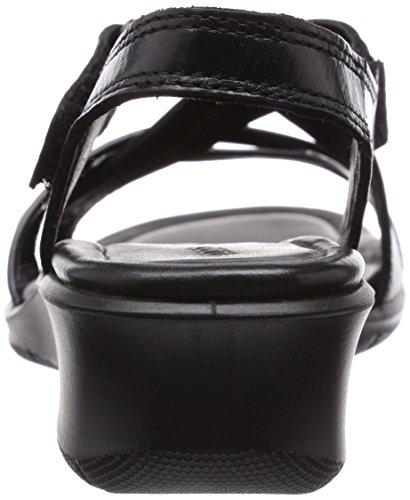 Ecco FELICIA Damen Slingback Sandalen Schwarz (51707black/black)