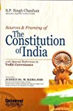 Sources & Framing of the Constitution of India with Special Reference to Vedic Governance, (Reprint)