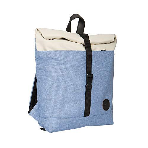 Enter Rucksack LS Roll Top Backpack Mini Lifestyle Collection Polycotton 9 Liter 35 x 26 x 10 cm (H/B/T) Unisex Rucksäcke (LC1907)