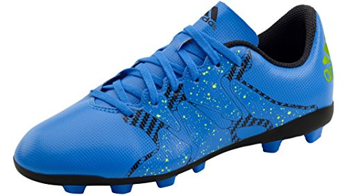 Scarpe Da Calcio Adidas X 15.4 Fg Uomo Blu Solare