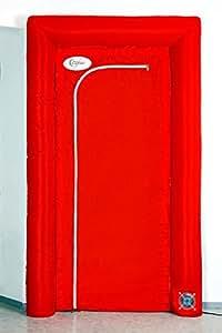 staubschutzt r mit rei verschluss von flesta staubt r baut r selbst aufblasbar waschbar. Black Bedroom Furniture Sets. Home Design Ideas