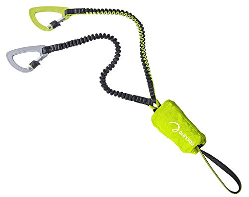 EDELRID Cable Kit Ultralite 5.0 - Kit vía ferrata