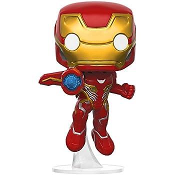 Funko - Marvel:  26463 Avengers Infinity War Iron Man Pop 1 Figurine