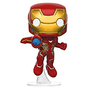 POP Marvel Avengers Infinity War Iron Man Bobblehead Figu