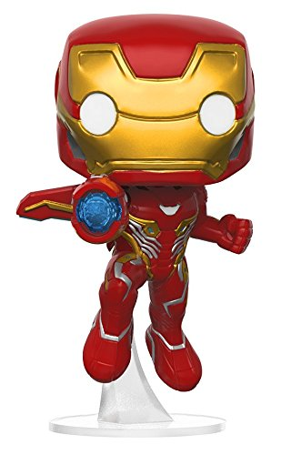 Funko Pop Marvel: Avengers Infinity War - Iron Man Collectible Figur