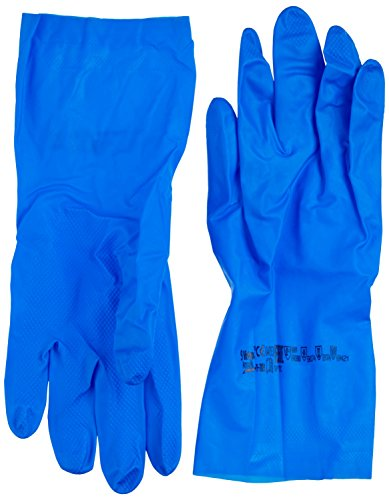 Paar Breaking Bad Kostüm - Ansell Virtex 79-700 Nitril Handschuhe,