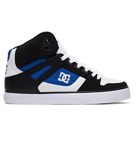DC Shoes Pure Se - Chaussures Montantes - Homme - EU 44 - Blanc