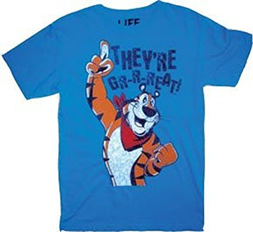 life-clothing-tony-the-tiger-kelloggs-theyre-gr-r-reat-adult-blue-t-shirt-adult-small