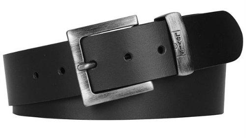 Levi's Albert, Cintura Uomo, Nero (Black), 100 cm (Taglia Produttore: 100)