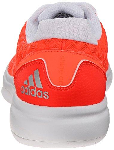 Adidas Performance di Sonic Allegra Formazione Calzature, solare rosso / argento / bianco, 5,5 M Us Solar Red/Silver/White