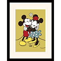 Disney Junior Mickey Mouse 30 x 40 cm True Love Mounted and Framed Print