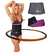 Ingenious Neopren Bauchweggürtel Bauch Gürtel Fitness Schwitzgürtel Thermogürtel Slimming Clothing, Shoes & Accessories Intimates & Sleep