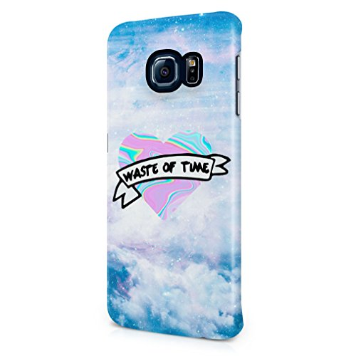waste-of-time-holographic-tie-dye-heart-stars-space-samsung-galaxy-s6-edge-plus-snapon-hard-plastic-