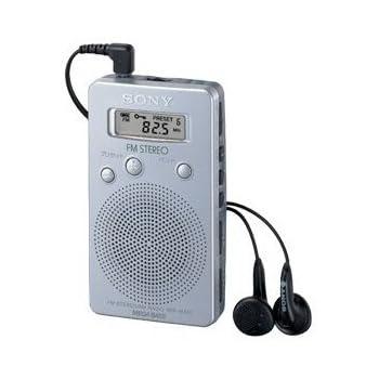 Sony SRF-M 807 Radio Transistor