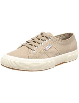 Superga 2750 COTU CLASSIC, Unisex-Erwachsene Sneaker, Beige (Mushroom C26), 41.5 EU