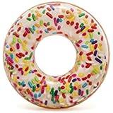 INTEX - Une Bouée géante Gonflable Donut sucré D 114 cm