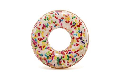 """Intex 56263 Luftmatratze Schwimmreifen aufblasbar \""""Sprinkle Donut\"""" 114 cm"""