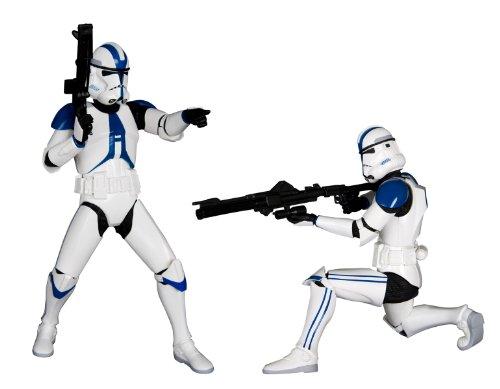Kotobukiya Star Wars: Imperial 501st Legion Clone Trooper ARTFX + Statue 2er Pack