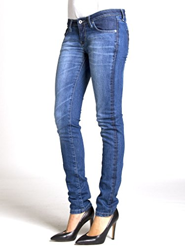 Carrera Jeans 00777S_0970X BLU 705 - bleu moyen à sec (stone wash)