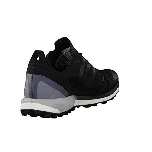 adidas Terrex Agravic GTX, Scarpe da Escursionismo Uomo Nero (Negbass/Ftwbla)