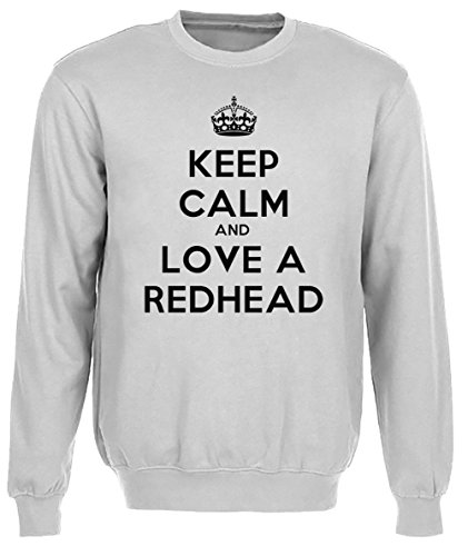 keep-calm-and-love-a-redhead-gris-coton-homme-sweat-shirt-jersey-pull-over-grey-mens-sweatshirt-pull
