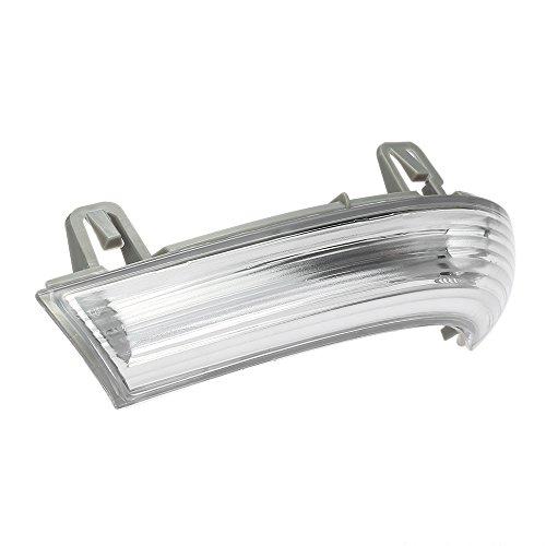 KKmoon Lato Sinistro Ala Indicatore Specchio Accendere Lampadina del Segnale per VW MK5 Golf PASSAT JETTA 1K0949101 - Segnale Indicatore