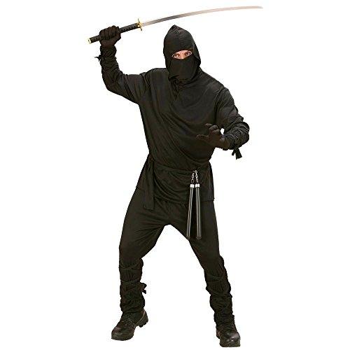 Kostüm Kombat Ninja Mortal - Partyklar Ninja Schattenkrieger Herrenkostüm