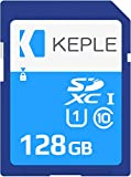 128GB SD Card Class 10 Scheda di Memoria Compatibile con Sony...
