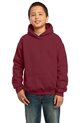 Gildan - Youth Heavy Blend™ Hooded Sweatshirt. 18500B