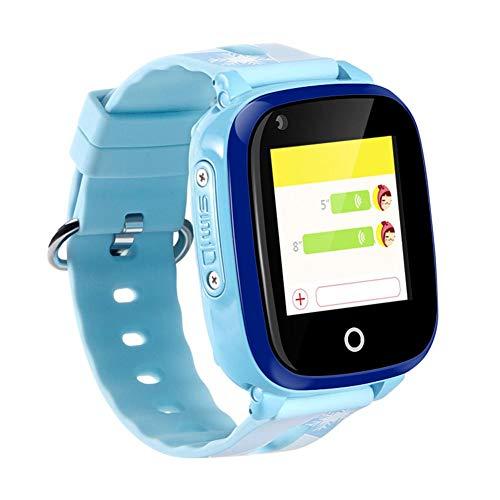 Reloj Inteligente Para Niños Nuevo 4G Posicionamiento GPS + WIFI El Video Llamar Impermeable Tomar Una Foto Educacion Temprana Aprendiendo Multipropósito