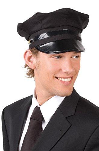 Mütze Chauffeur Kostüm - Boland 04128 - Mütze Fahrer