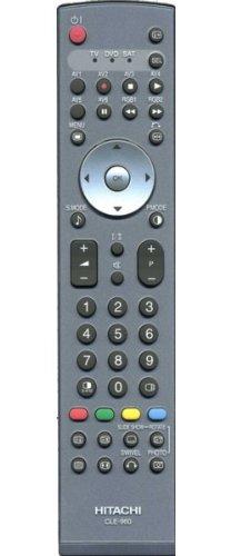 BRAND NEW GENUINE ORIGINAL HITACHI TV REMOTE CLE-966A CLE 966A CLE966