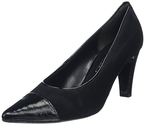 Gabor Shoes Fashion, Scarpe con Tacco Donna Nero (schwarz 17)
