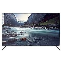 KMC 75 Inch LED Smart TV Black-K18M75269S