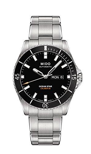 Mido Ocean Star Captain Herren-Armbanduhr 42.5mm Automatik M026.430.11.051.00