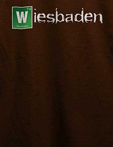 Wiesbaden T-Shirt Braun
