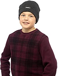 RJM Children's Thermal Thinsulate Beanie Hat