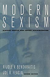 Modern Sexism: Blatant, Subtle, and Covert Discrimination
