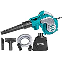 TOTAL Compact Air Blower with Vacuum Function - 800 W