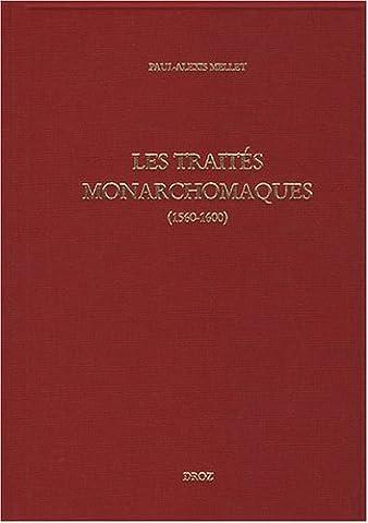 Les traités monarchomaques : Confusion des temps, résistance armée et