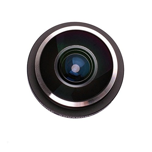 Apexel 235 Degree Super Fisheye/ Fish Eye Lens with Back Cover Case for Samsung Galaxy Note 5