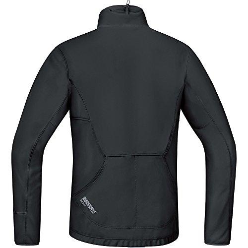 GORE BIKE WEAR Herren Thermo Mountainbike-Jacke, GORE WINDSTOPPER Soft Shell - 4