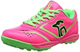 KOOKABURRA Neon Schuh Hockey Schuhe 2 rosa/grün