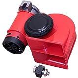 extrem laute 2Klang Hupe / Horn für Auto 12V Kompressor