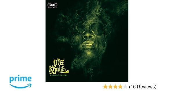 ce0b1e8fa644 Rolling Papers by Wiz Khalifa  Amazon.co.uk  Music