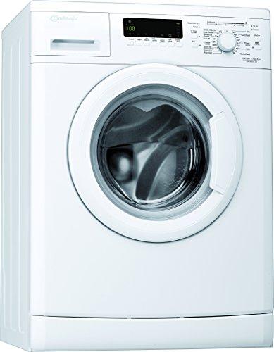 Bauknecht WA NOVA 71 Waschmaschine FL / A+++ / 174 kWh/Jahr / 1400 UpM / 7 kg / 8800 L/Jahr / Unterbaufähig /EcoMonitor / weiß