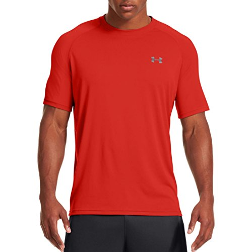 Under Armour Herren Fitness T-Shirt UA Tech Tee Noise